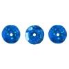 Sequins Round 10mm Aprx 450pcs Hologram Royal Blue